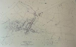 oude kadastrale kaart van Boxtel