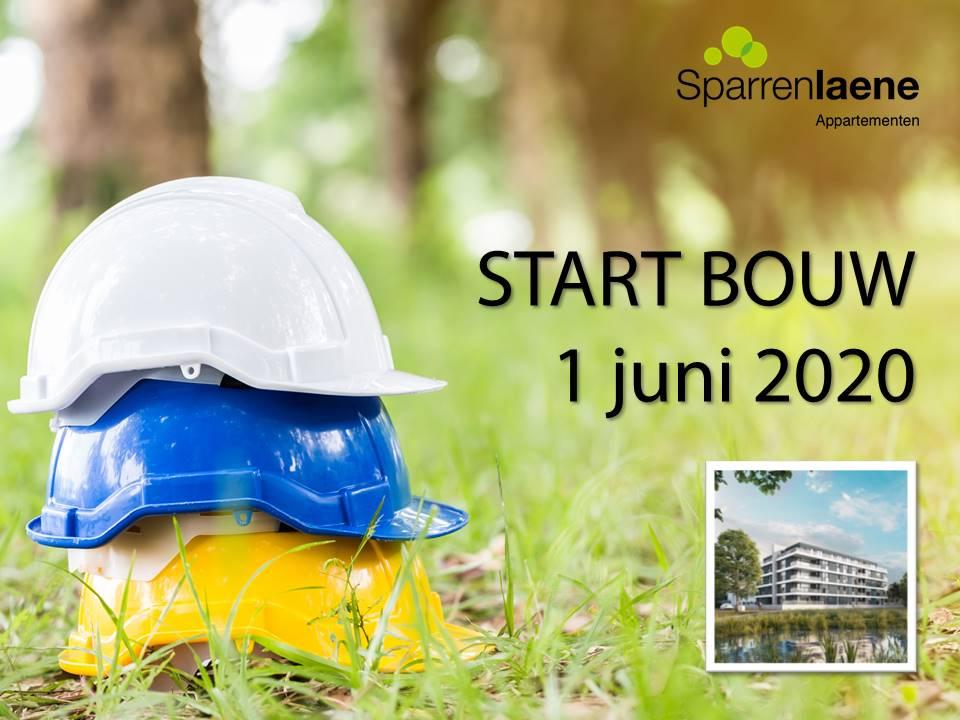 start bouw 1 juni 2020
