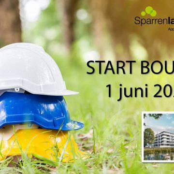 Start bouw Sparrenlaene