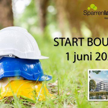 Start bouw Sparrenlaene